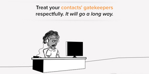 Obstacles For Cold Callers Gatekeepers Some Tips