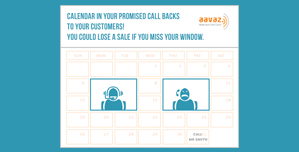 Caller Tips-Calendar In Your Promised Call Backs To Your Customers